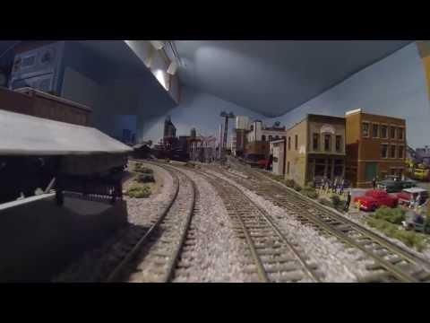 Grandpa Bill's Train Town