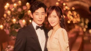 Tiffany Tang and Luo Jin announce marriage!