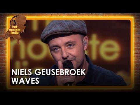 Niels Geusebroek - Waves | Het mooiste liedje