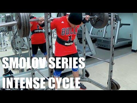 SMOLOV SERIES: INTENSE CYCLE DAY 3 & OHPs