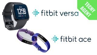 Fitbit News! Fitbit Versa and Fitbit Ace!