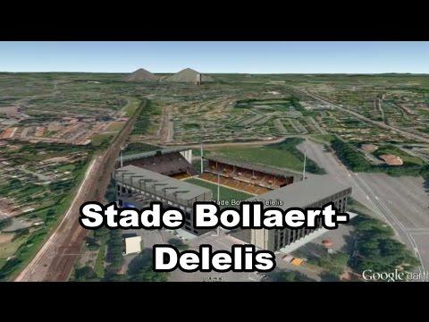 Stade Bollaert-Delelis, Lens - Pas-de-Calais - Hauts-de-France