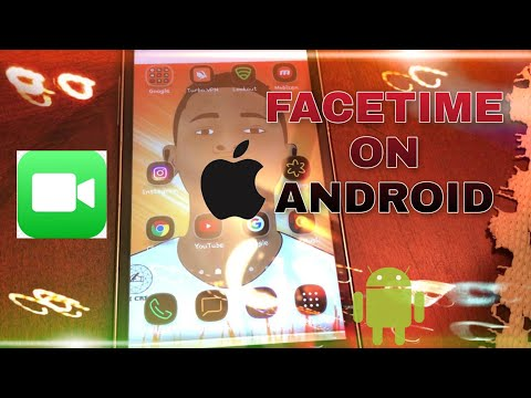 HOW TO FACETIME ON ANDROID TO IPHONE MUST WATCH👍(best Software Version)