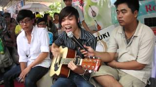 More than i can say i love you - Hội chợ đàn Guitar 2012