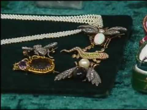 Courtville Antiques - Powerscourt Townhouse Centre - TV3 Ireland AM