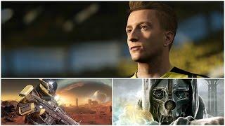Игровые новости недели - FIFA 17, Destiny 2, Dishonored 2