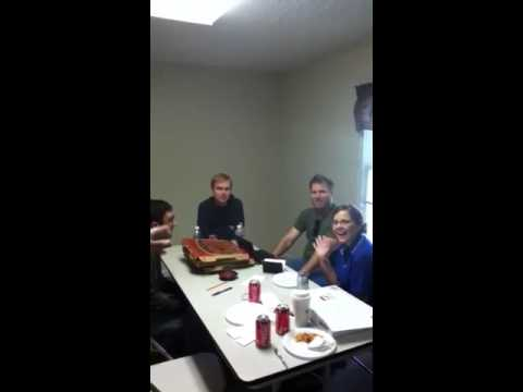 Inside the Spartanburg Young Democrats Meeting Part 2
