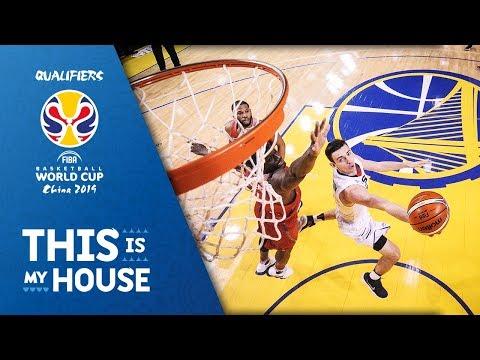 USA vs. Puerto Rico - FIBA Basketball World Cup 2019 - Americas Qualifiers