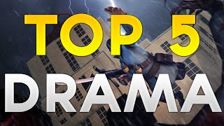Top 5 TF2 Drama Animations [SFM]