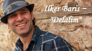 """Delalim"" by Ilker Baris playing Turkish saz"