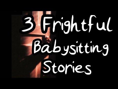 3 Frightful Babysitting Stories