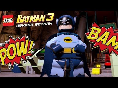 Same Bat-time! Same Bat-channel!  [LEGO Batman 3: Beyond Gotham]