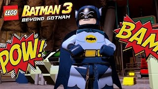 Same Bat-time! Same Bat-channel!  [LEGO Batman 3: Beyond Gotham]