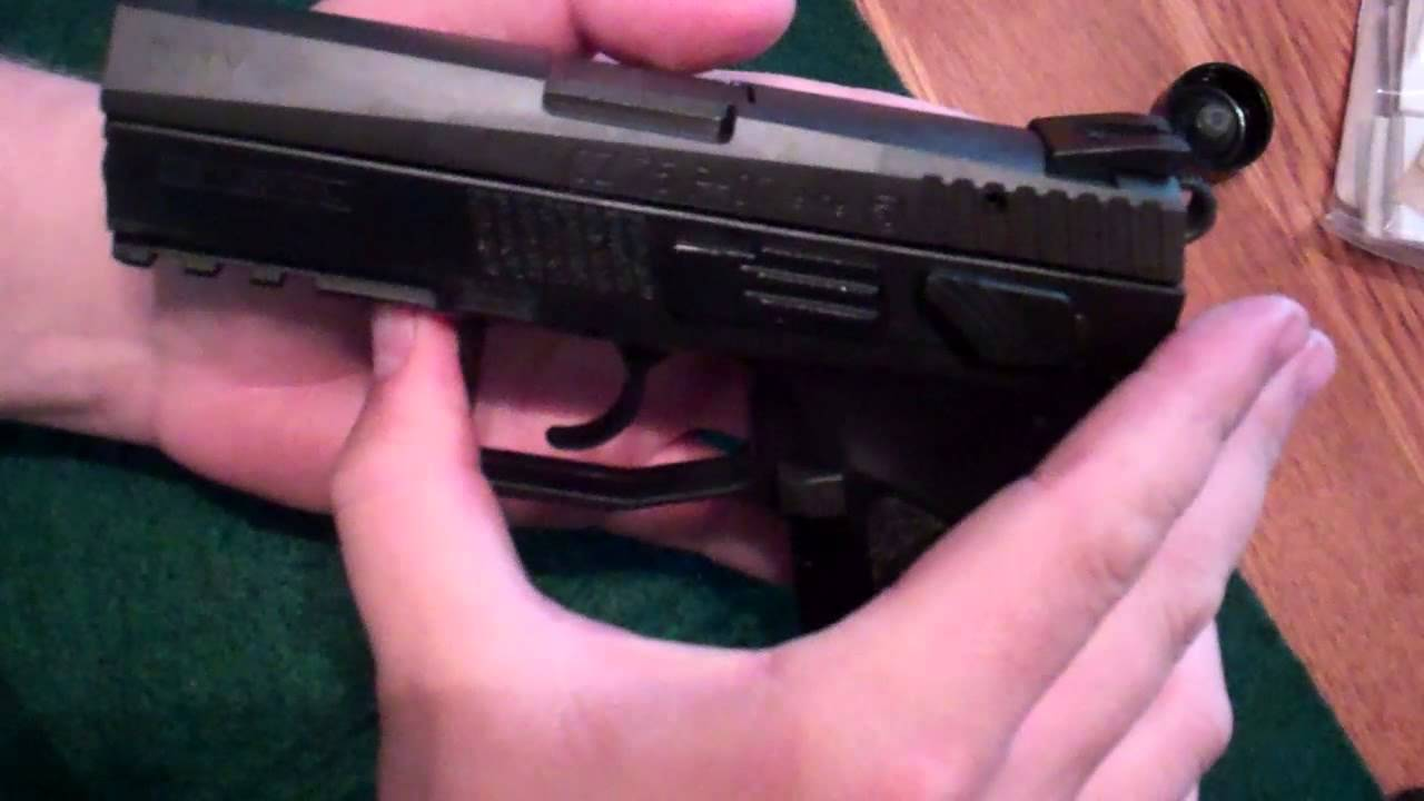CZ 75 P-07 Duty Review Update @ Trigger Happy