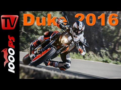 KTM 690 Duke R Test  2016 | Fazit, Action, Alt vs Neu