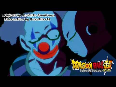Dragonball Super - Jiren's Power Unleashed (HQ Recreation)