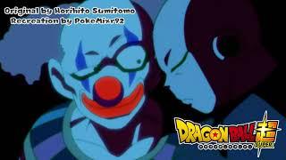 Dragonball Super - Jiren's Power Unleashed (HQ Recreation)
