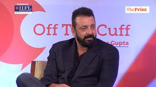 Off The Cuff with Sanjay Dutt
