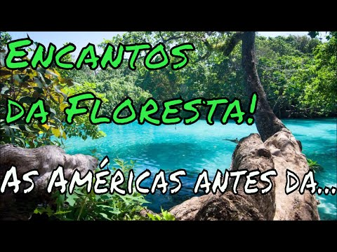 ENCANTOS DA FLORESTA As Américas Antes da Colonização  Sinfonia O Novo Mundo - Júlio Hatchwell