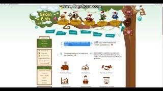 TROPIC BIRDS ЗАРАБОТОК НА ЯЙЦАХ - БЕЛЫЙ СПИСОК