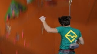 How to Take & Catch a Lead Fall | Rock Climbing