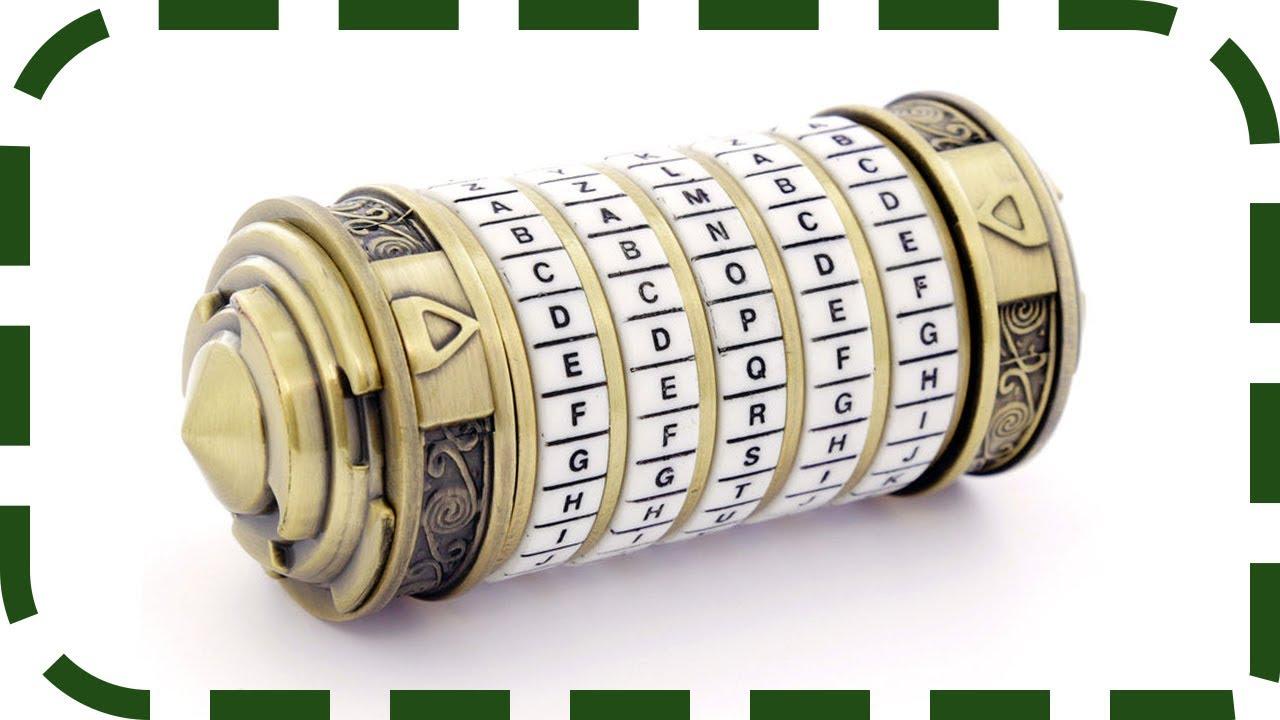 Криптекс из фильма Код да Винчи / The <b>Da Vinci Code</b> Cryptex ...