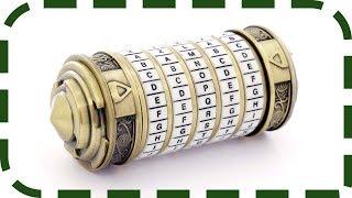 Криптекс из фильма Код да Винчи / The Da Vinci Code Cryptex