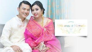 Manipuri Wedding Film | Ajit & Nirmala | 2017