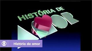 História de amor novela