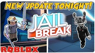 🔴NEW ROBLOX JAILBREAK UPDATE RELEASE!? | 30,000 ROBLOX, JAILBREAK CASH AT SUB-GOAL!