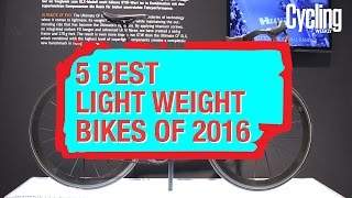 The five best lightweight road bikes of 2016 | Cycling Weekly