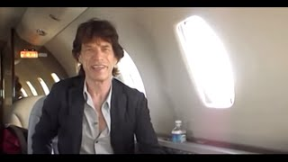 Mick Jagger - Mick Jagger: Behind The Scenes clip #1