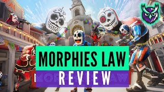 Morphies Law Nintendo Switch Review