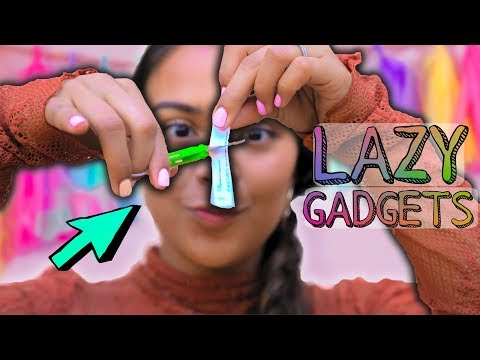 School Gadgets EVERY LAZY STUDENT Should Know!