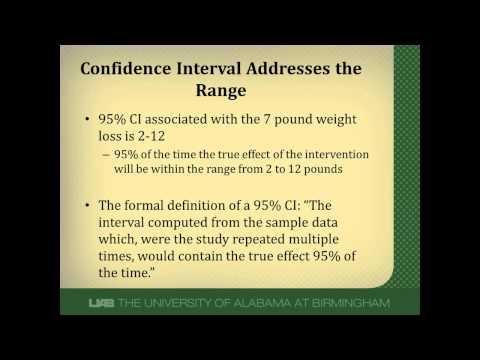 Statistics Corner