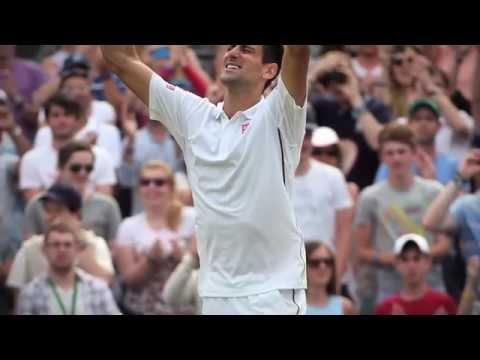 HEAD TOUR TV Interview: Novak Djokovic - 2014 Wimbledon Champion