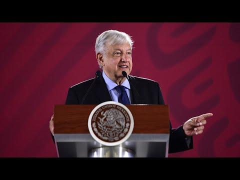 Reforma laboral cumple compromisos con EUA y garantiza democracia sindical. Conferencia AMLO