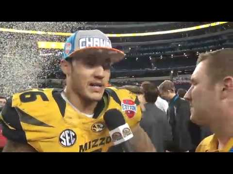 POSTGAME INTERVIEW:  Shane Ray on the Cotton Bowl Win