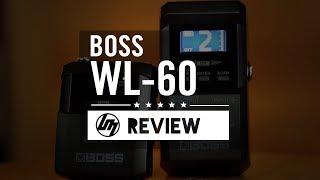 BOSS WL-60 Wireless Guitar System   Better Music