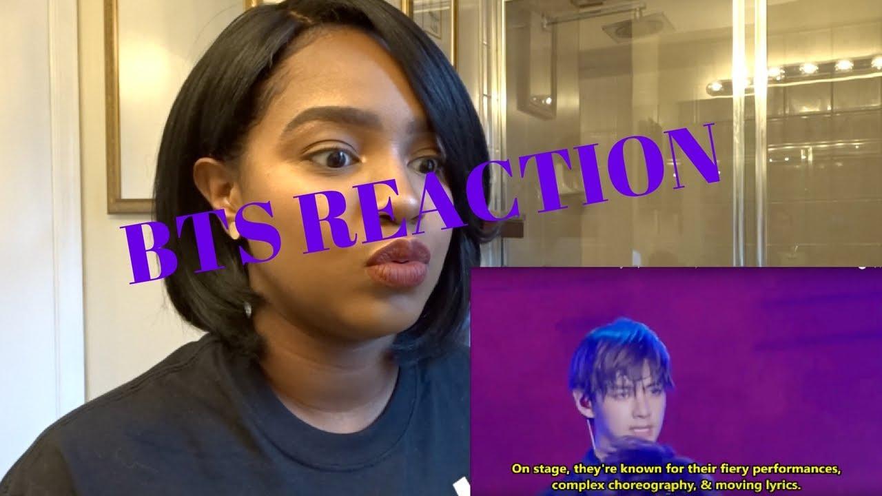 Bts Reaction Hair