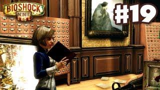 BioShock Infinite - Gameplay Walkthrough Part 19 - The Bank (PC, XBox 360, PS3)