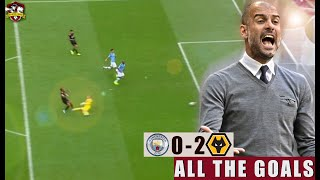 Wolves DESTROY Man City! Liverpool 8 pts CLEAR! Manchester City 0-2 Wolves All The Goals Show