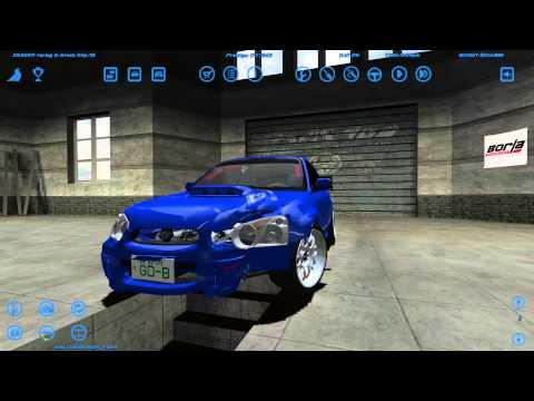 Subaru Impreza WRX STI - Продолжение моей честной карьеры в SLRR (Street Legal Racing Redline)