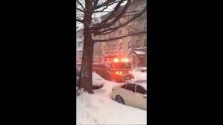 Winter Storm Jonas: Blizzard hits New York City