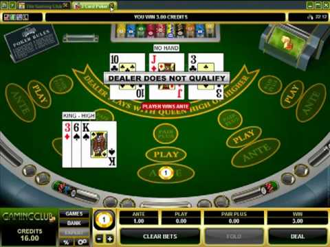Gaming Club Casino Video Review