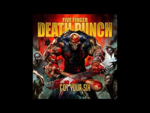 Five Finger Death Punch - Got your Six [Lyrics in Description]