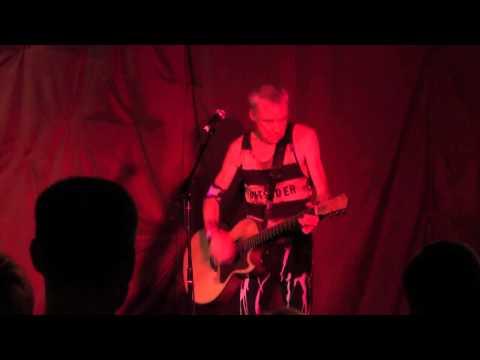 TV SMITH - Westgarth Social Club, Middlesbrough 05.07.2014.