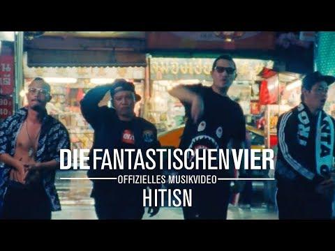 Die Fantastischen Vier - Hitisn (offizielles Musikvideo)