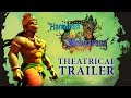 Hanuman Vs Mahiravana 3D Movie - Theatrical Trailer | In Cinemas 6th July