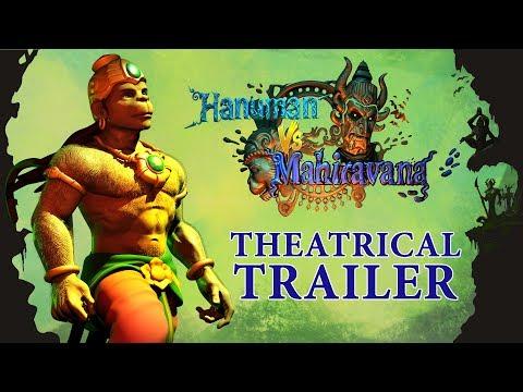 Hanuman Vs Mahiravana 3D Movie -...